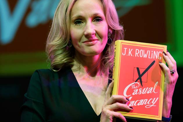 Rowling Casual Vacancy Airing in April
