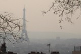 Paris City of Lights and Air Pollution