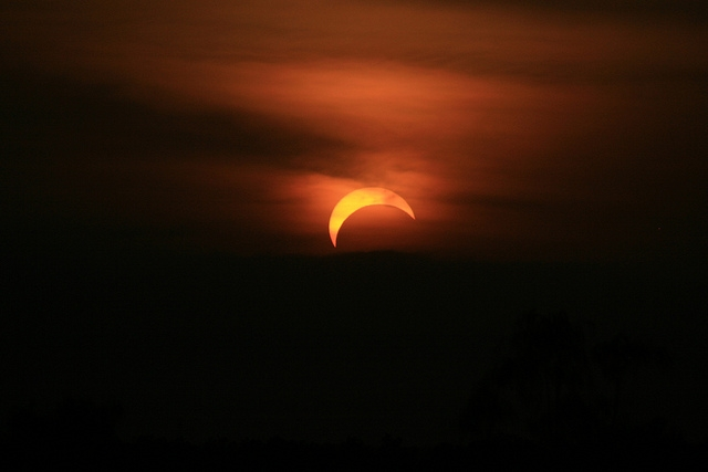 Solar Eclipse Timing Causes Christians to Watch Israel