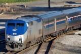 Amtrak Crashes in North Carolina