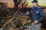 Fairdale, Illinois Tornado Kills Two and Destroys Town
