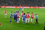 Chelsea FC Draws Against Arsenal FC in Premier League