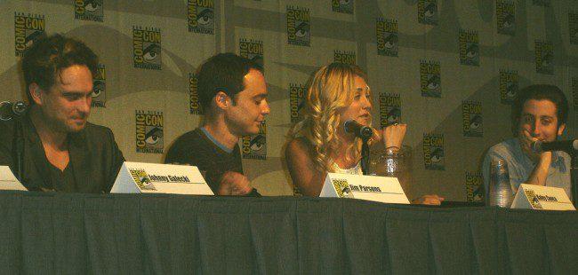 'The Big Bang Theory' Cast's Real Life Happenings