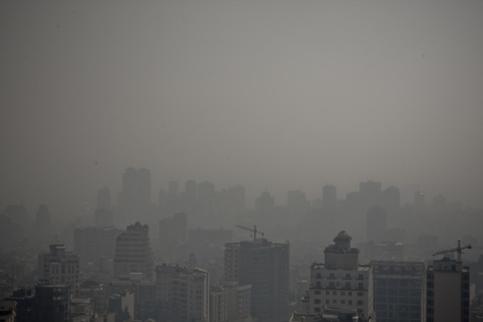Air Pollution Still a Problem Across the Country