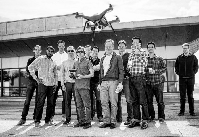 3D Robotics: Smart Solo Drone Technologies That Are First of Its Kind
