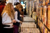 Record Store Day Celebrated by Music Lovers Saturday