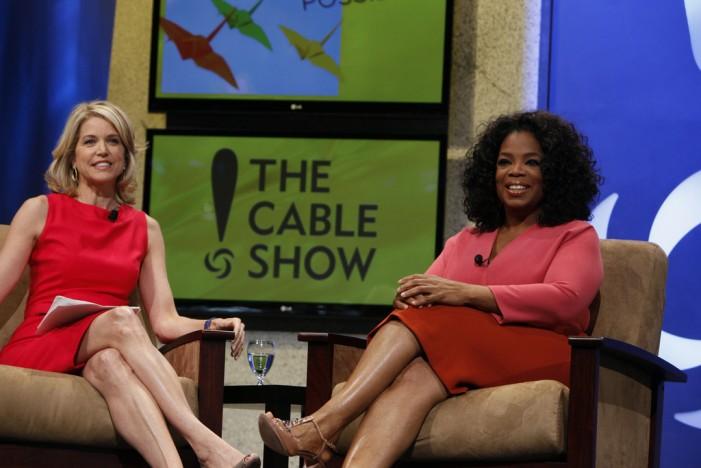 Oprah Winfrey Fans Pay $313 for Wastebasket