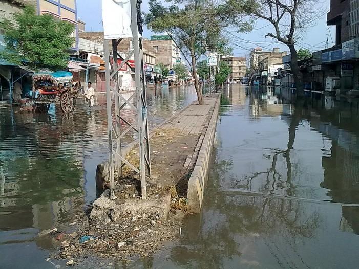 Pakistan Heavy Rain Kills Dozens