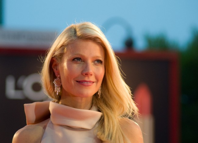 Gwyneth Paltrow Accepts Food Stamp Challenge From Mario Batali