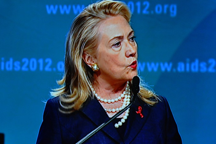 Hillary Rodham Clinton Speaks on Riots and Injustice