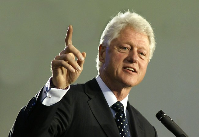 Bill Clinton's Hidden Financial Sources