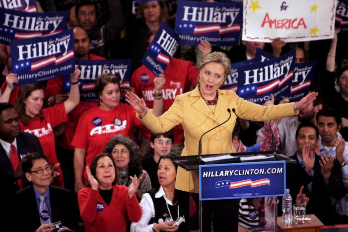 Hillary Clinton's Run for the White House [Video]