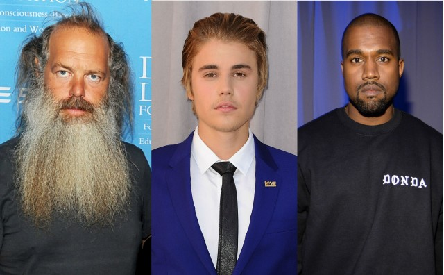 Justin Bieber Collaborates With Kanye West and Rick Rubin on New Album