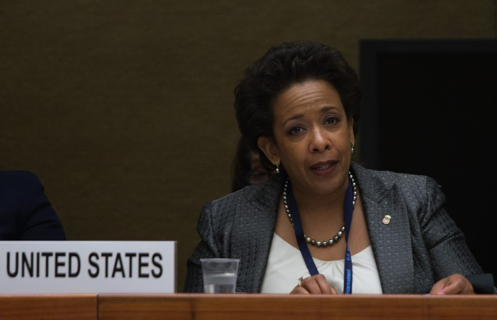 Loretta Lynch Named Attorney General