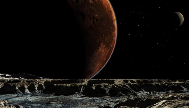 NASA Mission Produces First Color Image of Pluto [Video]