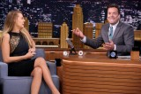 'Tonight Show': Jimmy Fallon Welcomes Blake Lively and Brian Grazer