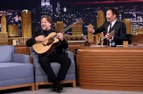 Jimmy Fallon Sings Protest Song Along With Russell Crowe