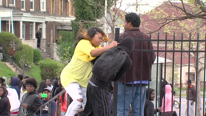 Parenting 101 Live on the Streets of Riot-Hit Baltimore [Video]