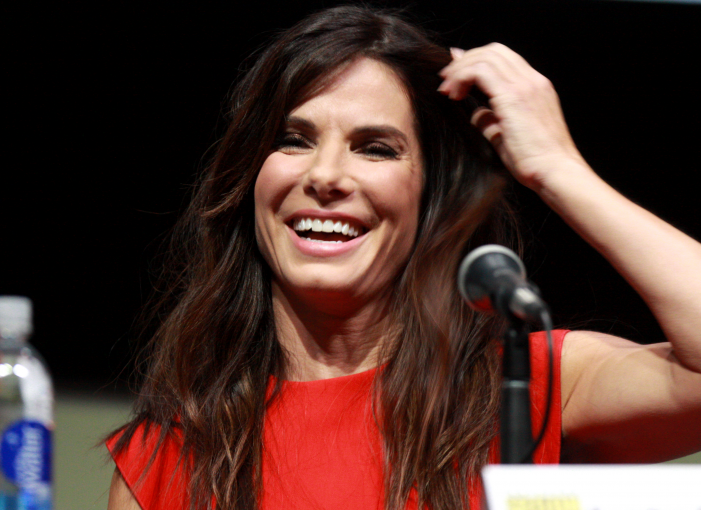 Sandra Bullock Most Beautiful Honor Refreshing