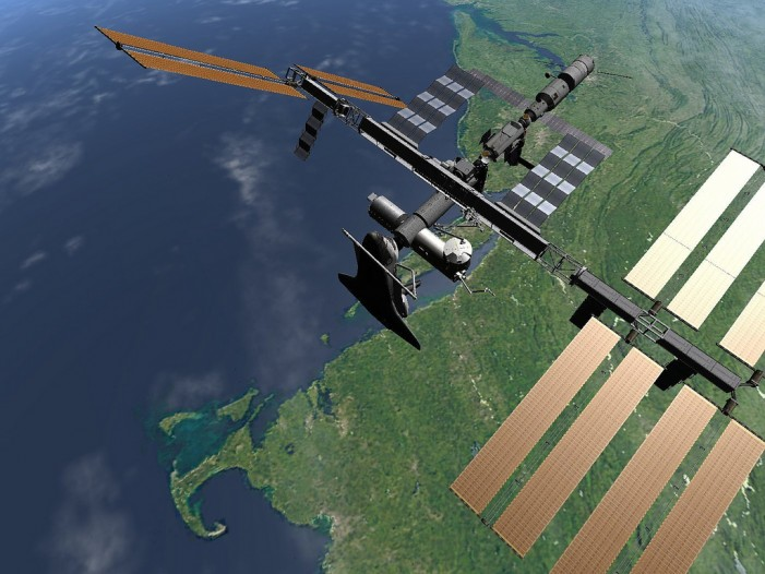 Seven Out of Nine Space Stations Were Built by Soviet Russia