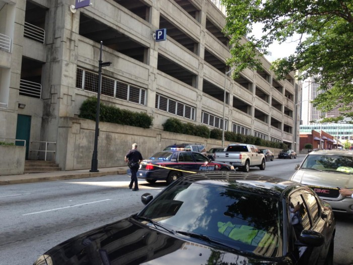 Shooting Near Atlanta Courthouse, Police Closing Streets
