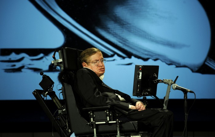 Stephen Hawking's Final Warning: Face Mass Extinction or Live in Space