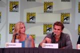 The Vampire Diaries Candice Accola Talks Steroline
