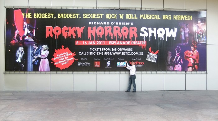 'The Rocky Horror Picture Show' Celebrates Its 40-Year Anniversary