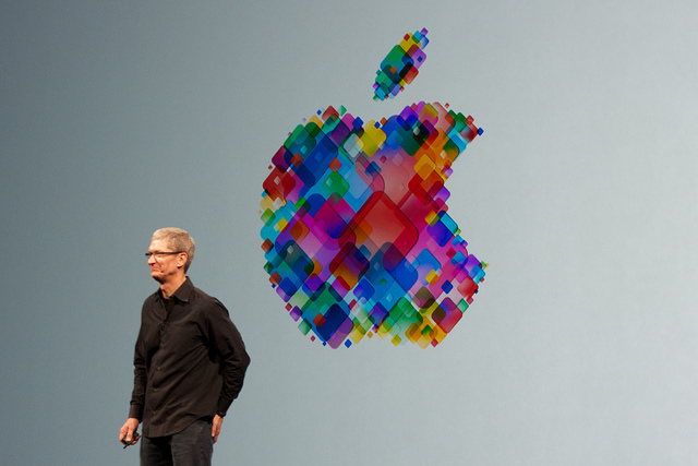 """Tim Cook Is One of Time Magazine's """"Most Influential People"""""""