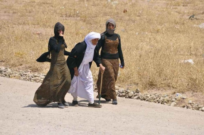 Yazidi Women Share Tales of Gruesome Public Gang Rape by ISIS Terrorists