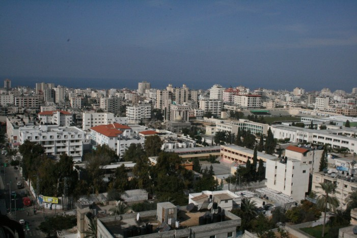 Israel Fired Upon by Rocket From Gaza