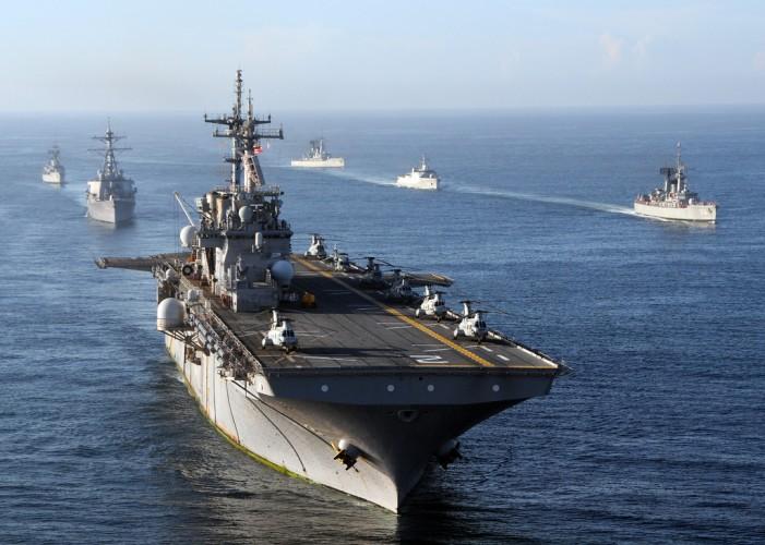Navy Warship Heading to Yemen to Intercept Iranian Vessels