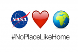 NASA Celebrates Earth Day on Social Media With #NoPlaceLikeHome