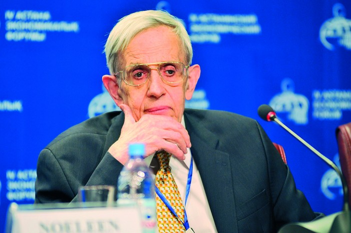 'A Beautiful Mind's' John Nash Killed in Car Accident in New Jersey