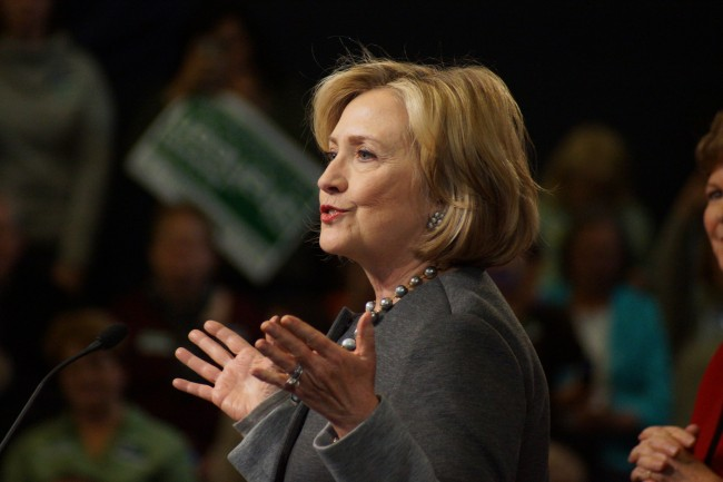 Hillary Rodham Clinton Campaign Capitalizes on Name
