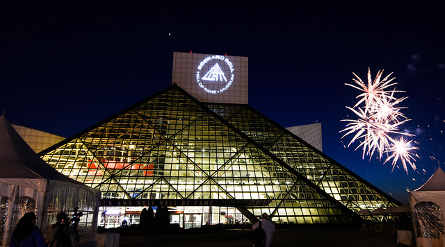 2015 Rock and Roll Hall of Fame Induction Ceremony Is All About the Love