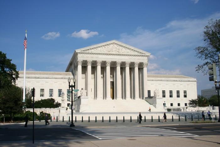 Supreme Court, 'One-Vote, One Person' Principle for State Senate Voters' Districts