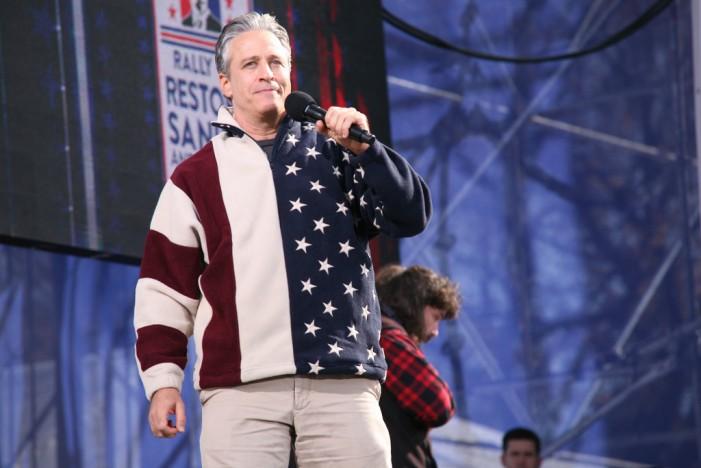 Jon Stewart Buys a Farm