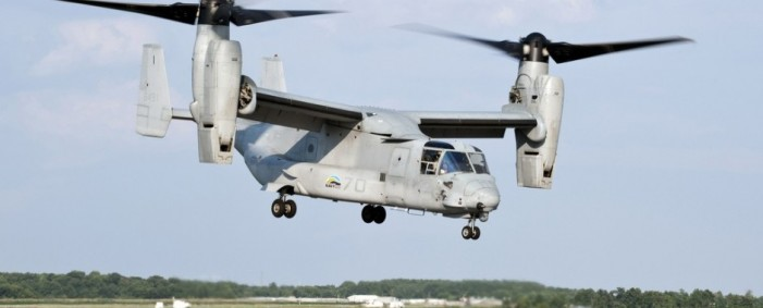 U.S. Marine Chopper Goes Down in Hawaii Killing 1 and Injuring 12 [Video]