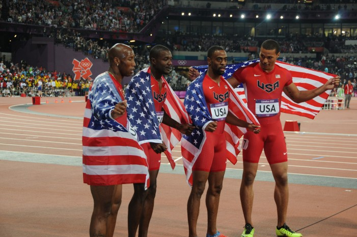Tyson Gay Doping Case: Olympic Men's Sprint Relay Team Stripped of Medal