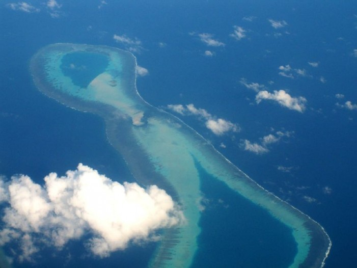 Land Reclamation in South China Sea Concerns U.S.