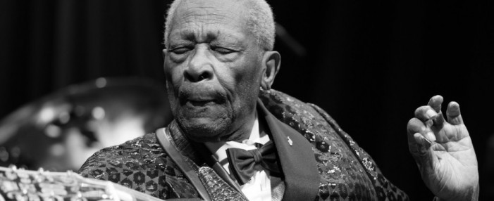 B.B. King Blues Legend in Hospice at Vegas Home
