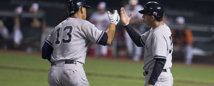 Alex Rodriguez Reaches Home Run Mark but Loses Big Reward