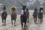 American Pharoah Wins Preakness Stakes and Goes for Triple Crown Victory