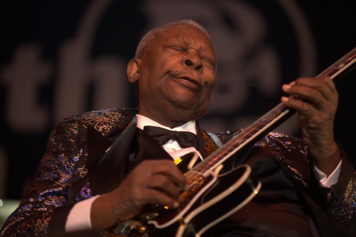 BB King's Children Are Seeking Guardianship Over Him