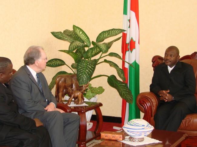 Burundi Coup