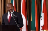 Burundi Ongoing Coup