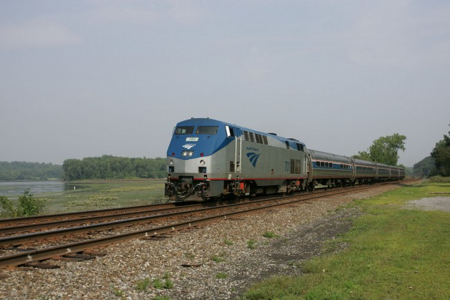 Amtrak CEO