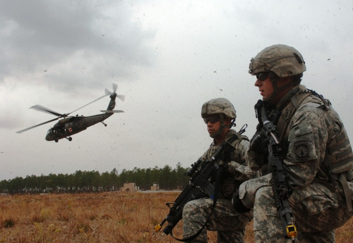 Conspiracy Theories Abound With New Jade Helm Military Exercises