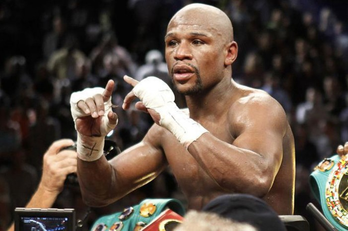 Mayweather Jr. Wins 'Fight of the Century' Against Pacquiao by Unanimous Decision